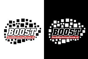 BOOST YMF Logo-Set