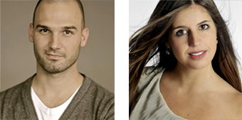 Moderation BOOST Chregi Künzli und Corina Thöny